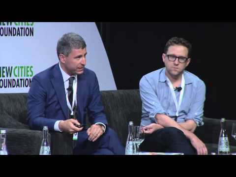 New Cities Summit 2015 - Panel Discussion:  Animating our Public Spaces