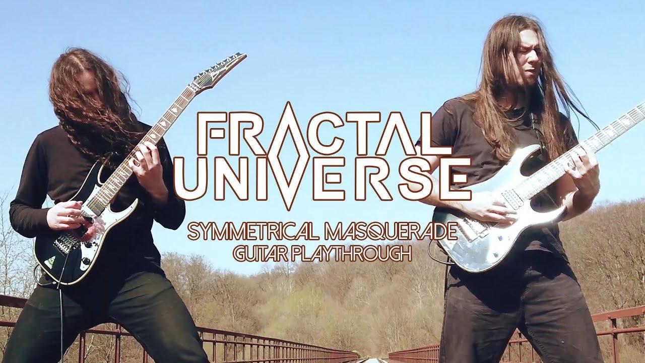 'Symmetrical Masquerade' Guitar Playthrough