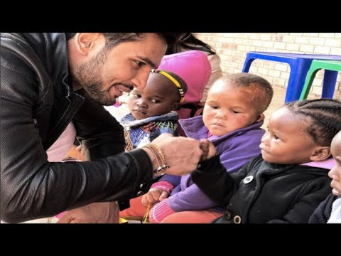 Mr World 2016 Rohit Khandelwal Talks On Rise Against Hunger Initiative