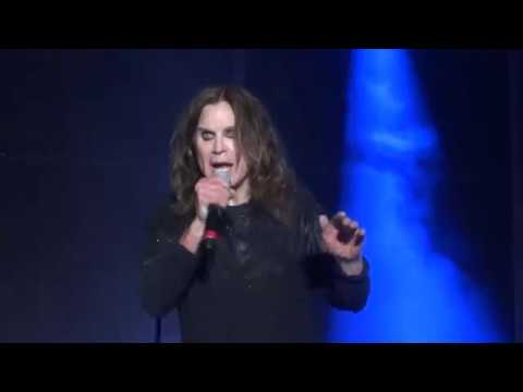 Ozzy Osbourne  Crazy Train ROCK USA 2017 Oshkosh Wisconsin