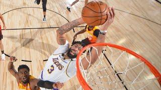 Anthony Davis 42 Pts! Lakers Clinch 1st Seed! 2020 NBA Restart