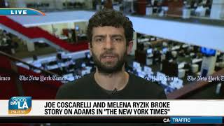 New York Times Reporter on Ryan Adams Abuse Allegations