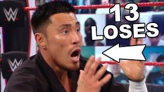 Every WWE Wrestler Who Hasn t Won a Match in 2021