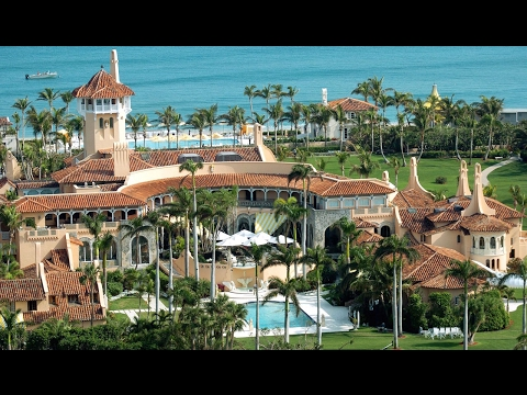 Trump's Constant Mar-A-Lago Vacations Annoying Locals