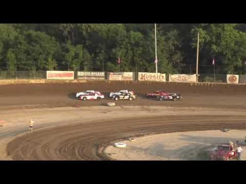 TS - H1. - dirt track racing video image