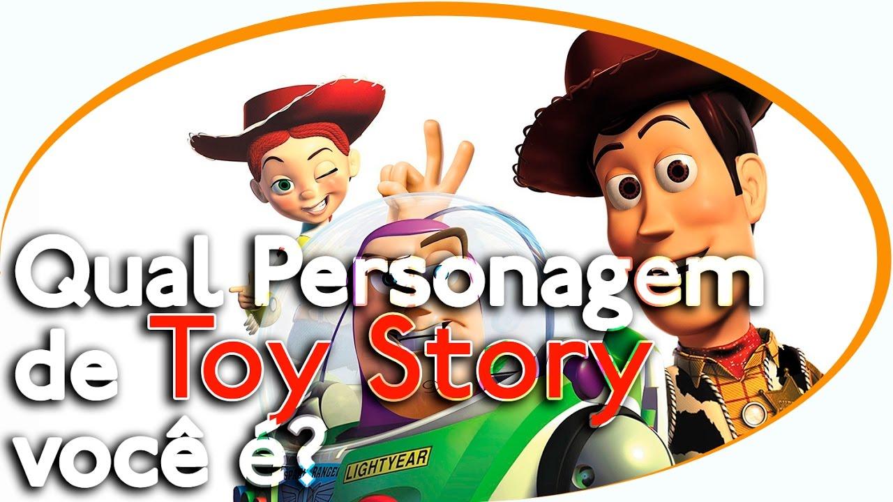 Qual personagem do toy story voc youtube - Cochon de toy story ...
