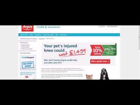 Argos Per Insurance