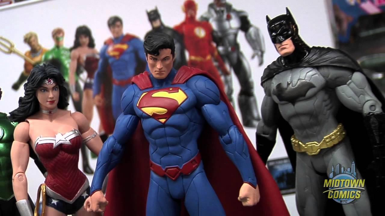 The New 52 DC Universe Justice League Batman Action Figure