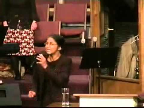 No Other Name but Jesus - Hindu Brahmin woman's testimony.flv