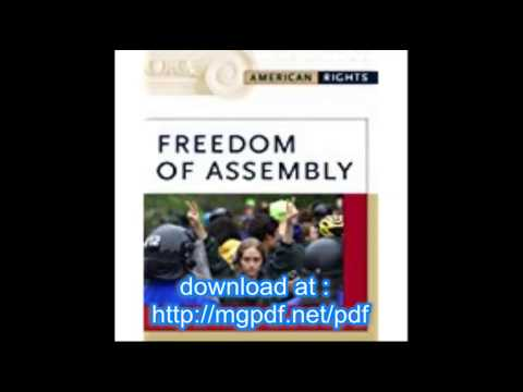 Freedom of Assembly American Rights
