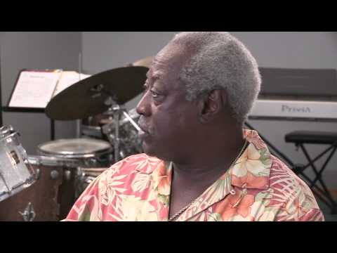 Roger Humphries: Life, Drums, and Roy Haynes Part 2