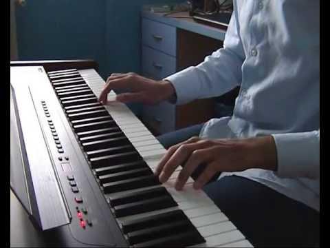 Silent Hill Promise Reprise (film theme) - Piano cover (by Costi) + Sheet Music/spartito, MIDI