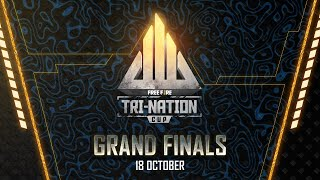 Free Fire Tri-Nation Cup Grand Finals