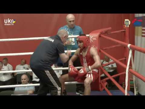 Иван ПАПАКИН / PAPAKIN (UKR) -   МХИТАРЯН Степан (GEO) Middle (75kg)