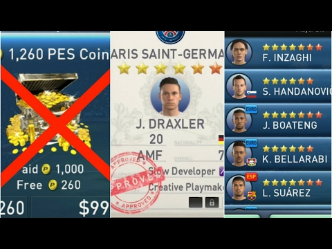 Get 6 & 7 Star Players Using Market Bids And Trade Scouts  Latest Version #PESCM