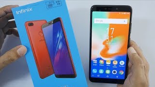 Infinix HOT 6 Pro - Big Screen Budget Smartphone Unboxing & Overview