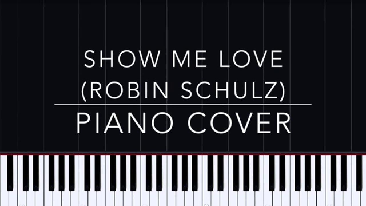 Show me love (hugel remix) j. U. D. G. E. Ft. Robin schulz скачать.