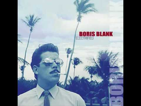 BORIS BLANK - Body Electric (2014)