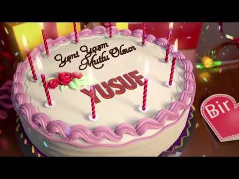 İyi ki doğdun YUSUF - İsme Özel Doğum Günü Şarkısı indir
