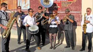 Sazerac - Euphoria Brass Band