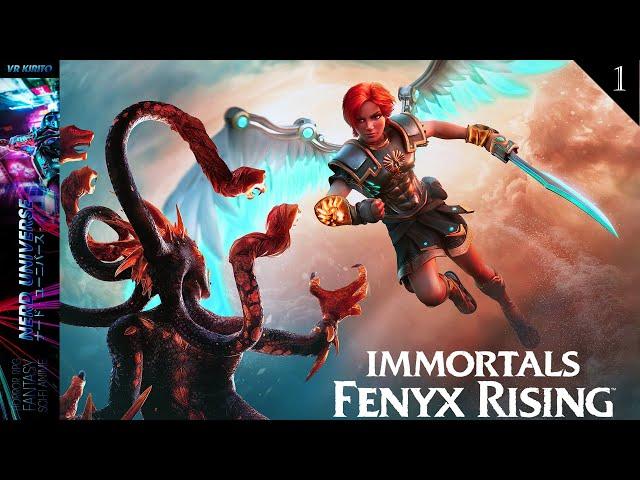 Immortals Fenyx Rising | #1 Göttlicher Auftakt in einem aberwitzigen Game ✩ PC | Deutsch  Livestream