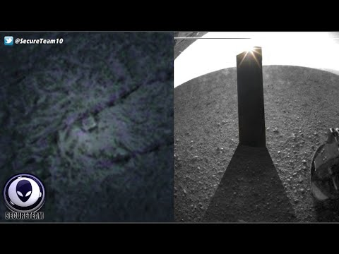 Alien Monoliths Found On Ceres, Mars & Phobos! 3/28/16
