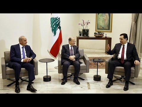 وأخيرا وبعد طول مخاض.. حكومةٌ جديدة ترى النور في لبنان برئاسة حسان دياب …  - نشر قبل 57 دقيقة