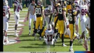 2009 Outback Bowl, Iowa vs South Carolina