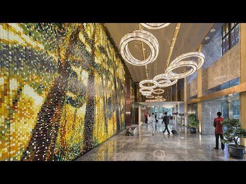 Mandarin Oriental Pudong, Shanghai (China): impressions & review