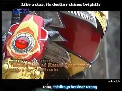 Ungu - Seperti Bintang [Lirik Indonesia + English Lyrics] - Bima Satria Garuda OST