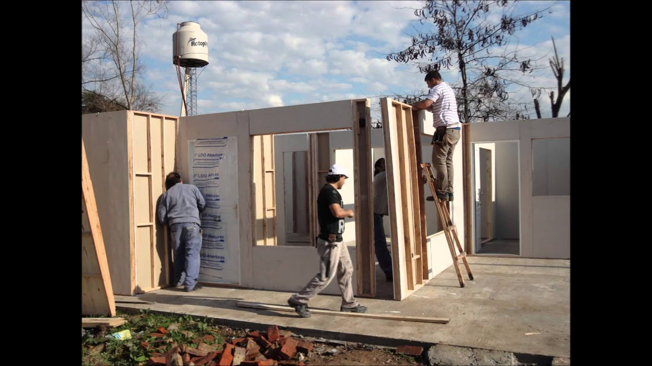 Viviendas oasis casas prefabricadas e industrializadas - Casas prefabricadas americanas en espana ...