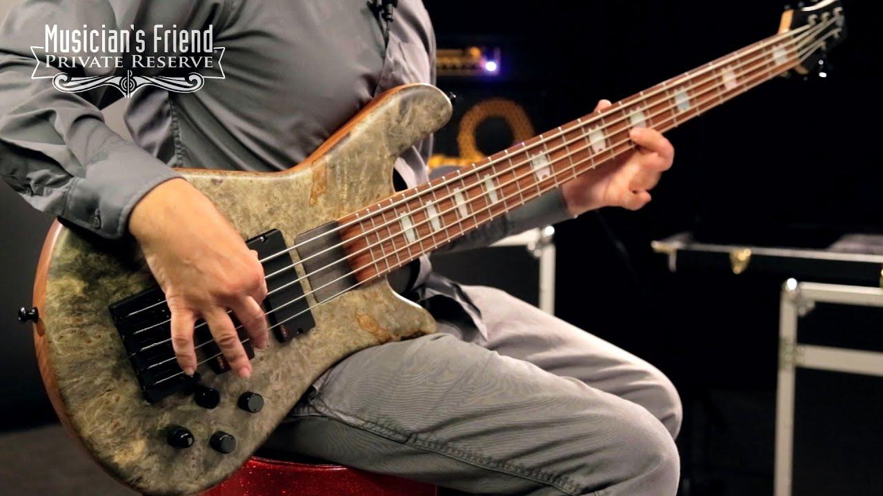 spector usa ns 5h2 ex buckeye burl top 5 string bass guitar youtube. Black Bedroom Furniture Sets. Home Design Ideas