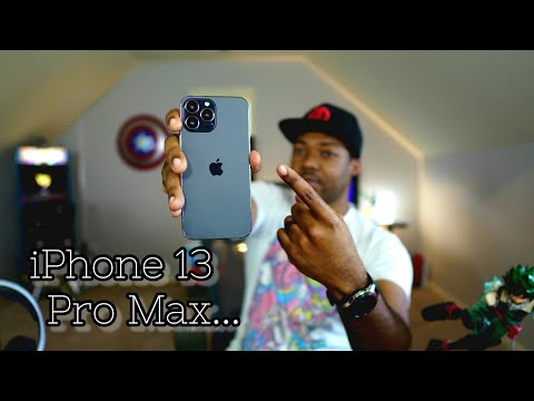 iPhone 13 Pro Max: Camera, or Phone???   Should You Upgrade???