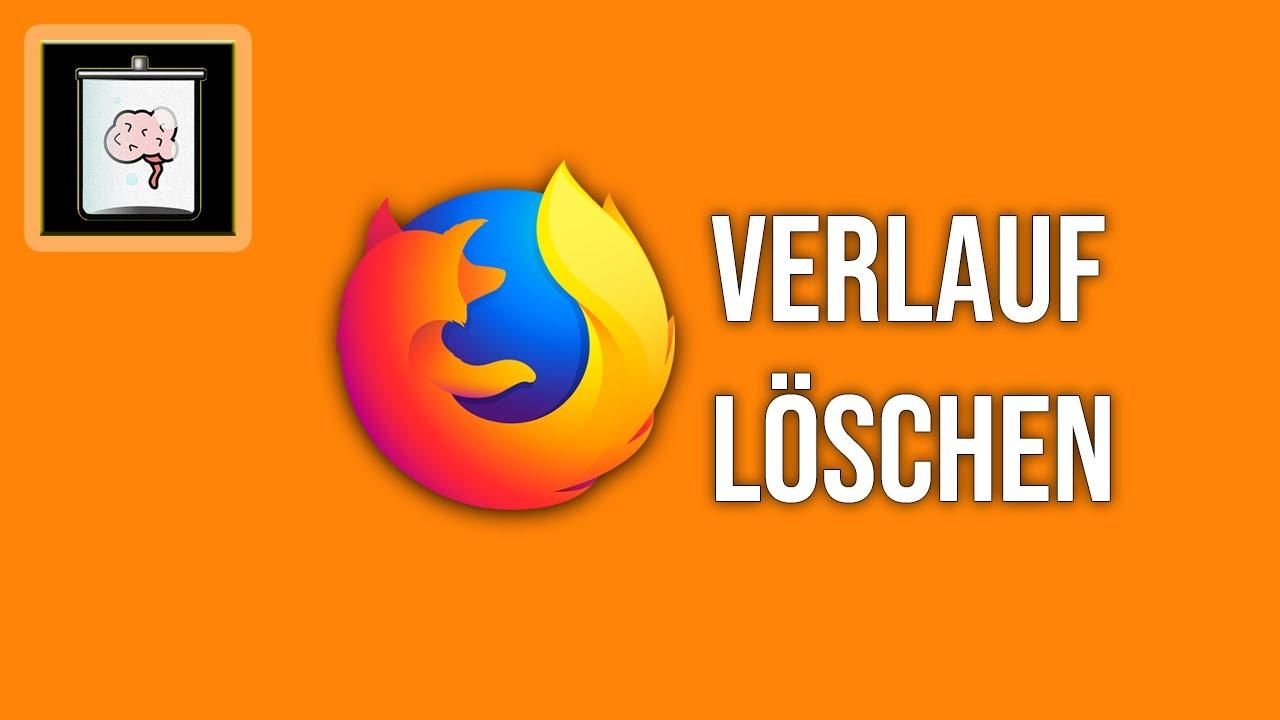 Firefox Verlauf Löschen Tastenkombination