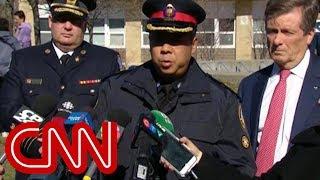 Police: 9 killed in Toronto van attack