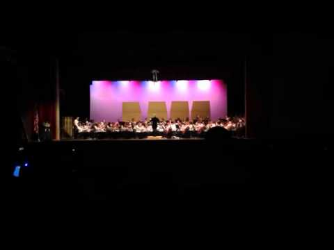 East Islip High School Symphony Orchestra- Phantom of the O