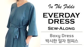 In The Folds - Everyday Dress …
