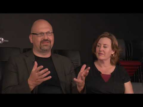 Lewis Center for the Arts Alumni POV: Paige Rogers '89 and Rob Melrose '92