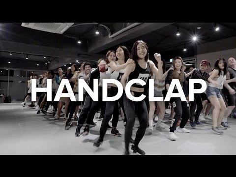 開始Youtube練舞:Handclap - Fitz and the Tantrums / Lia Kim X May J Lee Choreography- Fitz and the Tantrums | 鏡像影片