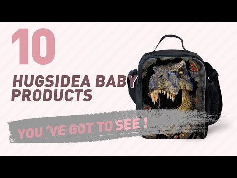 Hugsidea Baby Products Video Collection // New & Popular 2017