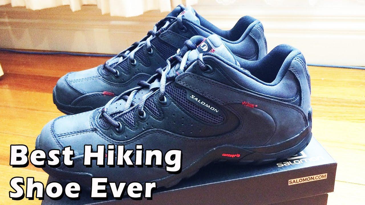 Best Hiking Shoe Ever, Salomon Elios 2 Review