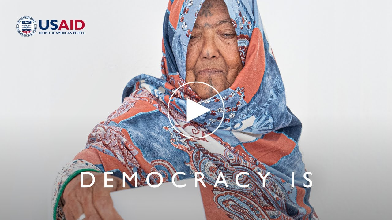 Promoting Democracy: Is USAID effective?