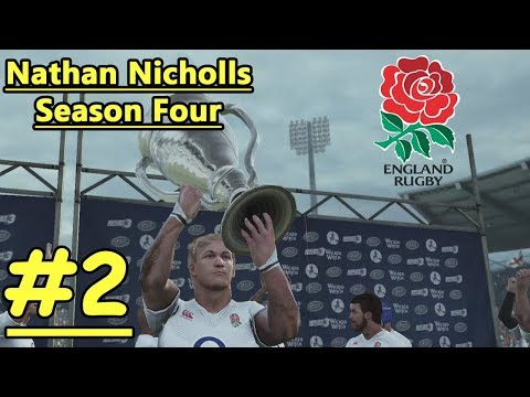 Be A Pro – Nathan Nicholls Season 4 #2 – Rugby Challenge 3
