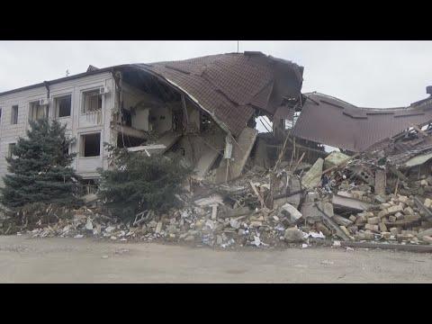 Карабах: как теперь выглядит безлюдный Степанакерт