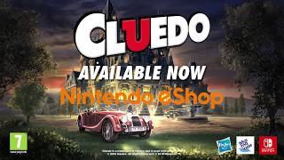 CLUEDO COMES TO NINTENDO SWITCH™!