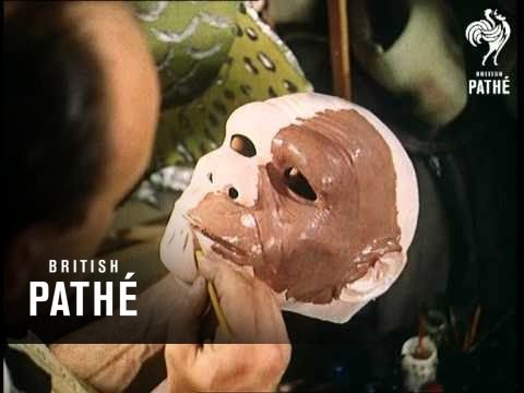 Theatre Masks (1956)
