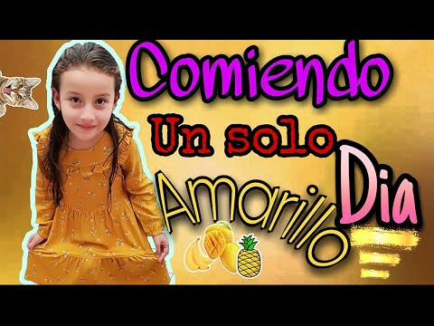 Download Comiendo Un Solo Día Amarillo/Bienvenidos 2020