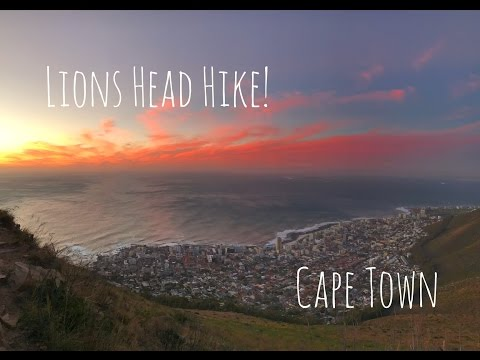 Story #3: Lions Head Hike! (Cape Town)