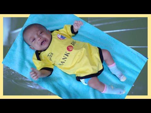 PERLENGKAPAN BAYI BARU LAHIR ANTI MUBAZIR | BABY BOY | SEMUA BELI DI SHOPEE from YouTube · Duration:  19 minutes 4 seconds