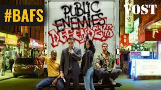 Marvel's The Defenders Saison 1 - Bande Annonce #2 VOSTFR - 2017 - BAFS